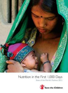 Nutrition in the First ..