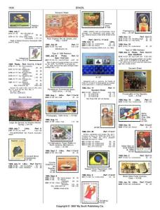 斯科特世界邮票目录-Scott 2008 Standard Postage Stamp Catalogue Volume 6-1.(国家A-B)_8-7