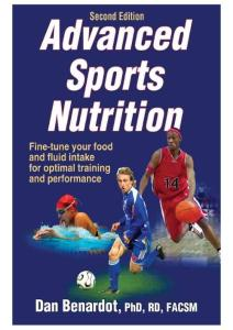 Advanced Sports Nutriti..