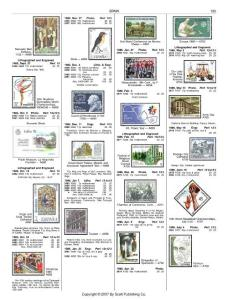斯科特世界邮票目录-Scott 2008 Standard Postage Stamp Catalogue Volume 6-6.(国家So-Z)_7-2