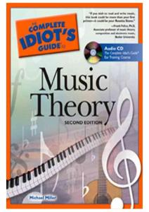 COMPLETE IDIOT GUIDE TO MUSIC THEORY