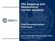 the shipping and shipbui..
