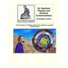 Jones S The Brain Project quantum physics and ordinary consciousness