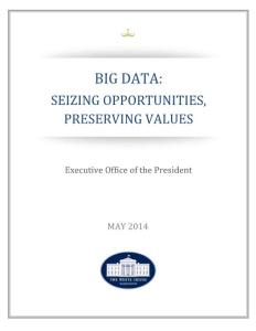 Big Data_ Seizing Opportunities  Preserving Values